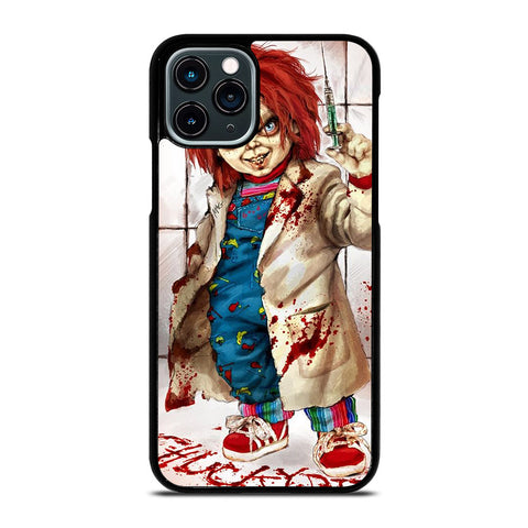 CHUCKY SCARY DOLL 2 iPhone 11 Pro Case Cover