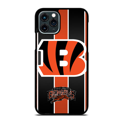 CINCINNATI BENGALS 1 iPhone 11 Pro Case Cover