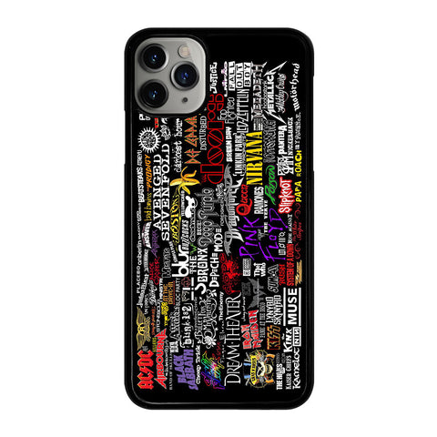 CLASSIC ROCK BAND 2 iPhone 11 Pro Max Case Cover