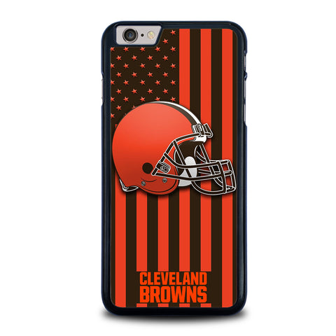 CLEVELAND BROWNS AMERICAN iPhone 6 / 6S Plus Case Cover