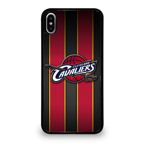 CLEVELAND CAVALIERS 2 iPhone XS Max Case Cover