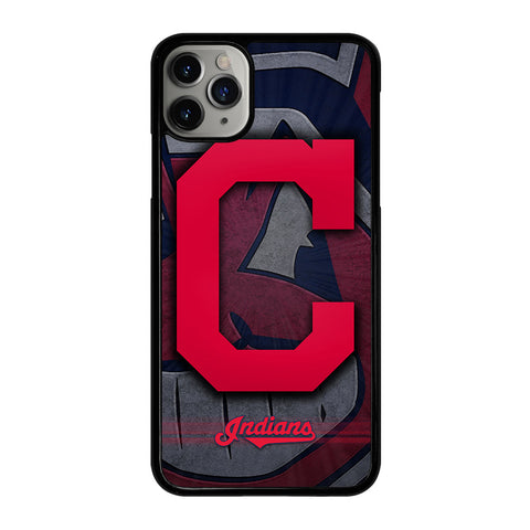 CLEVELAND INDIANS 1 iPhone 11 Pro Max Case Cover