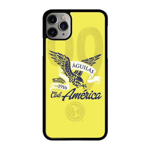 CLUB AMERICA AGUILAS 1 iPhone 11 Pro Max Case Cover