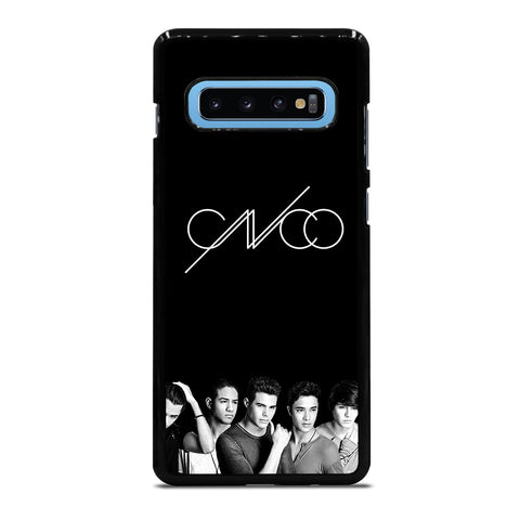 CNCO GROUP 3 Samsung Galaxy S10 Plus Case Cover
