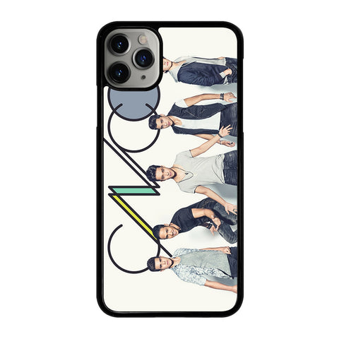 CNCO GROUP POSE iPhone 11 Pro Max Case Cover