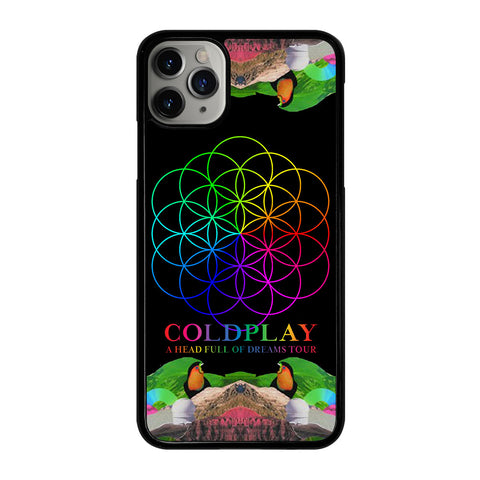 COLDPLAY FULL OF DREAMS iPhone 11 Pro Max Case Cover