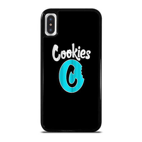 COOKIES SF BERNER iPhone X / XS Case Cover