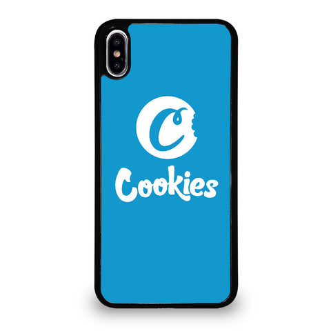 COOKIES SF iPhone XS Max Case Cover