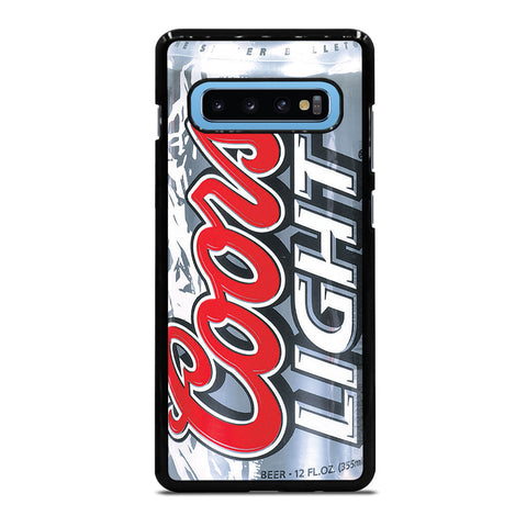 COORS LIGHT BEER Samsung Galaxy S10 Plus Case Cover