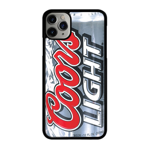 COORS LIGHT BEER iPhone 11 Pro Max Case Cover