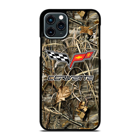 CORVETTE CHEVY CAMO iPhone 11 Pro Case Cover
