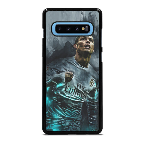 CRISTIANO RONALDO ART Samsung Galaxy S10 Plus Case Cover