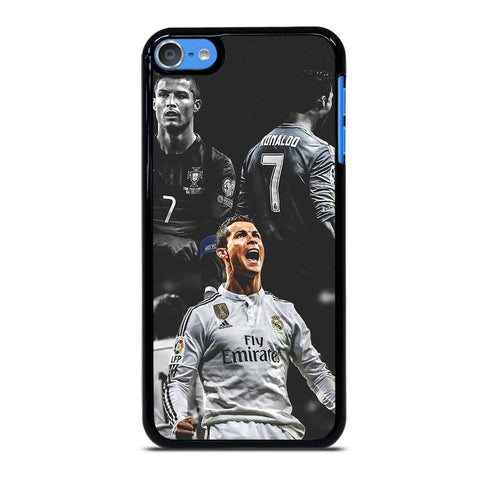 CRISTIANO RONALDO REAL MADRID iPod Touch 7 Case Cover