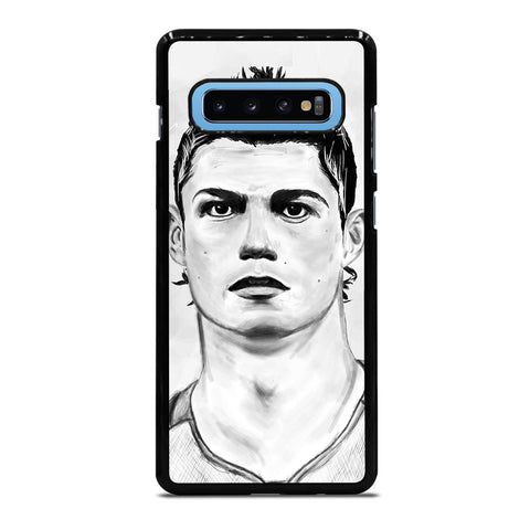CRISTIANO RONALDO SKETCH Samsung Galaxy S10 Plus Case Cover