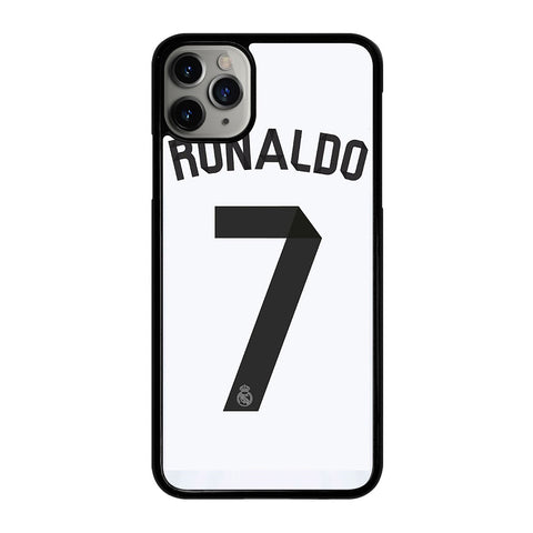 CRISTIANO RONALDO 7 iPhone 11 Pro Max Case Cover