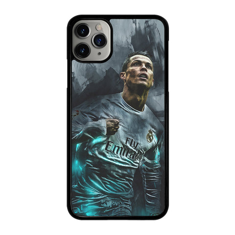 CRISTIANO RONALDO ART iPhone 11 Pro Max Case Cover