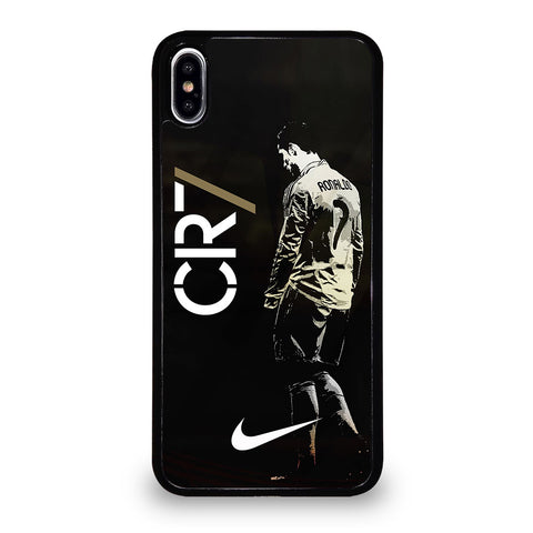 CRISTIANO RONALDO CR7 4 iPhone XS Max Case Cover