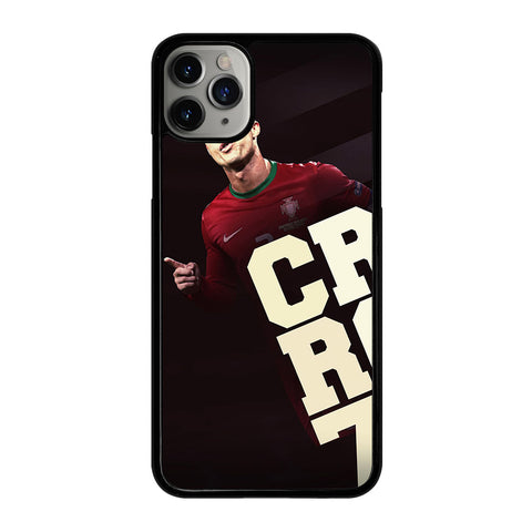 CRISTIANO RONALDO CR7 iPhone 11 Pro Max Case Cover