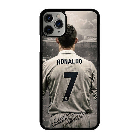 CRISTIANO RONALDO LEGEND iPhone 11 Pro Max Case Cover