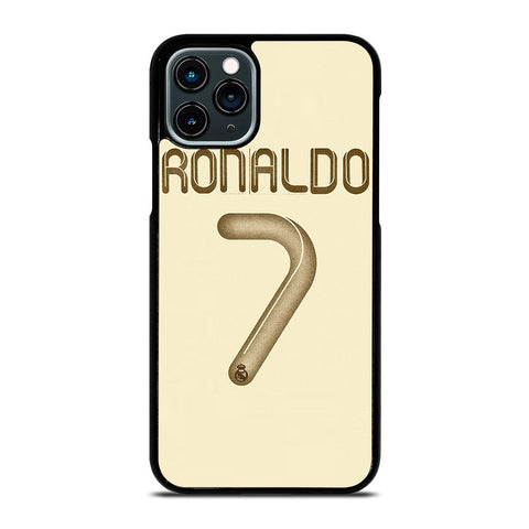 CRISTIANO RONALDO NUMBER 7 iPhone 11 Pro Case Cover
