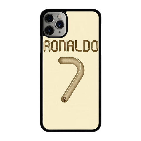 CRISTIANO RONALDO NUMBER 7 iPhone 11 Pro Max Case Cover