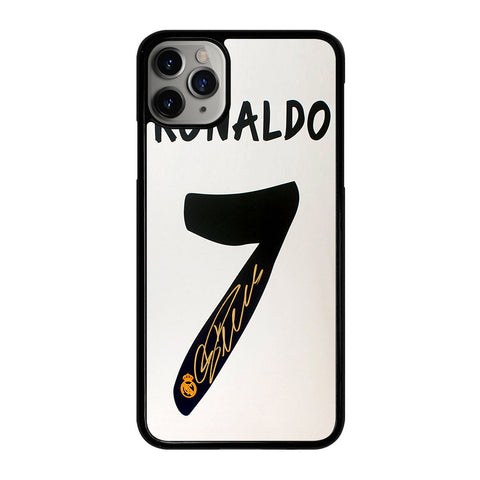 CRISTIANO RONALDO SIGNATURE iPhone 11 Pro Max Case Cover
