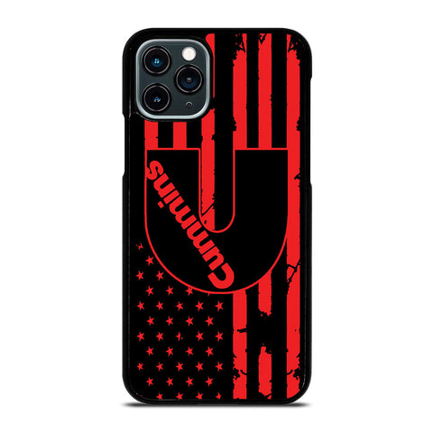 CUMMINS AMERICAN RED iPhone 11 Pro Case Cover