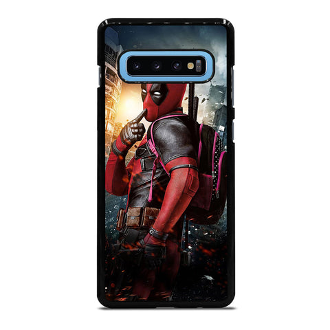 DEADPOOL 3 Samsung Galaxy S10 Plus Case Cover