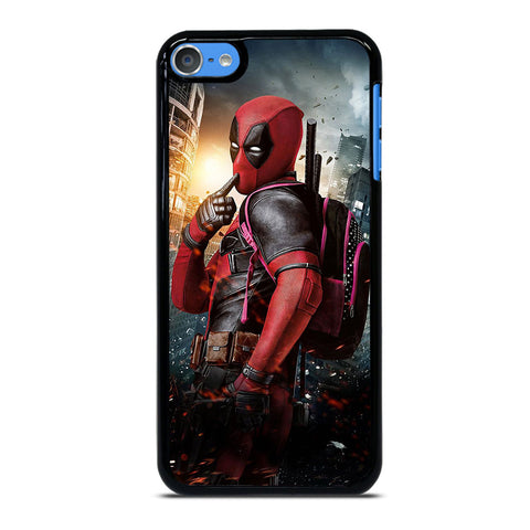DEADPOOL 3 iPod Touch 7 Case Cover