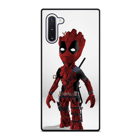 DEADPOOL BABY GROOT Samsung Galaxy Note 10 Case Cover