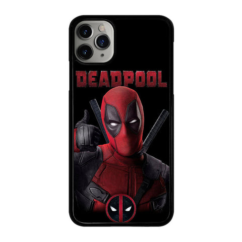 DEADPOOL 1 iPhone 11 Pro Max Case Cover