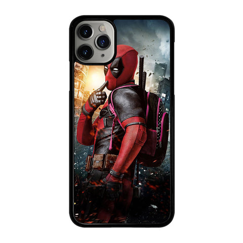 DEADPOOL 3 iPhone 11 Pro Max Case Cover