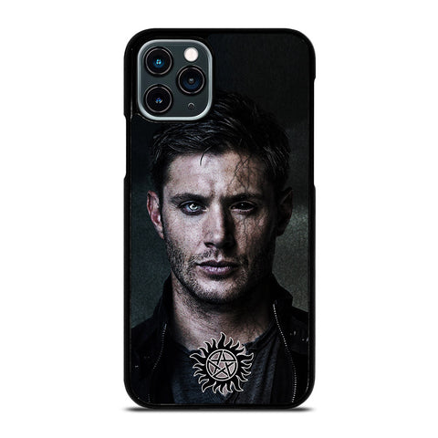 DEAN WINCHESTER SUPERNATURAL iPhone 11 Pro Case Cover