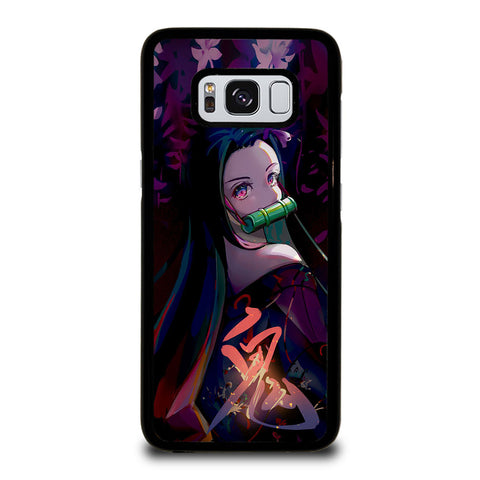 DEMON SLAYER NEZUKO Samsung Galaxy S8 Plus Case Cover