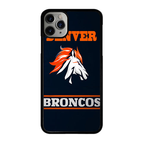 DENVER BRONCOS 2 iPhone 11 Pro Max Case Cover
