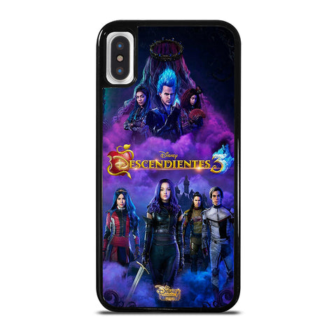 DESCENDANTS 3 iPhone X / XS Case Cover