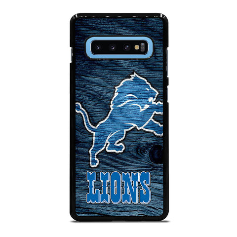 DETROIT LIONS Samsung Galaxy S10 Plus Case Cover
