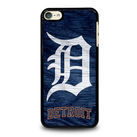 DETROIT TIGERS 1 iPod Touch 6 Case Cover