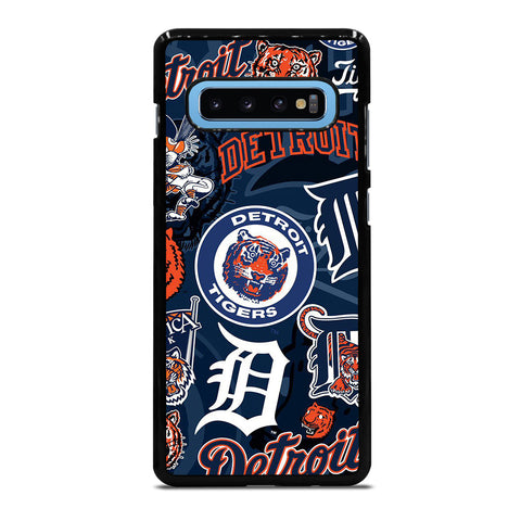 DETROIT TIGERS COLLAGE Samsung Galaxy S10 Plus Case Cover
