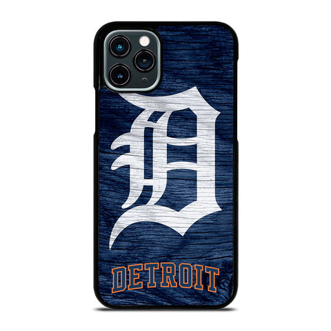 DETROIT TIGERS 1 iPhone 11 Pro Case Cover