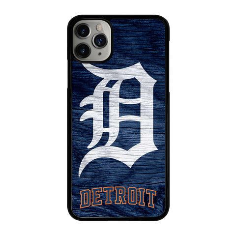 DETROIT TIGERS 1 iPhone 11 Pro Max Case Cover
