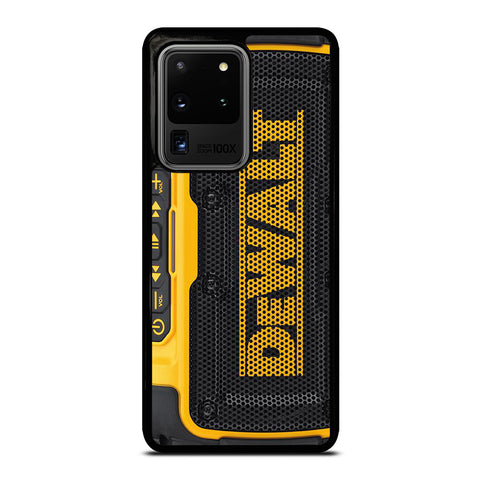 DEWALT SPEAKER 1 Samsung Galaxy S20 Ultra Case Cover