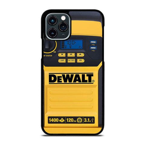 DEWALT AMP STARTER iPhone 11 Pro Case Cover