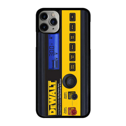 DEWALT CAR CHARGER iPhone 11 Pro Max Case Cover