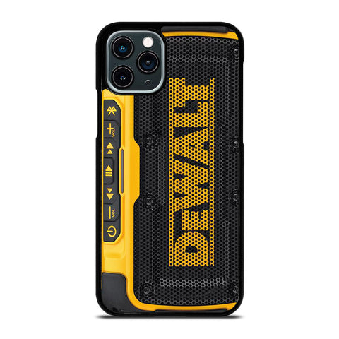 DEWALT SPEAKER 1 iPhone 11 Pro Case Cover