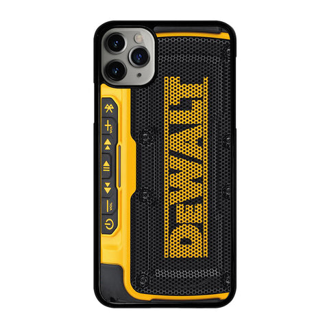 DEWALT SPEAKER 1 iPhone 11 Pro Max Case Cover