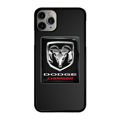 DODGE CHARGER SRT8 LOGO iPhone 11 Pro Max Case Cover