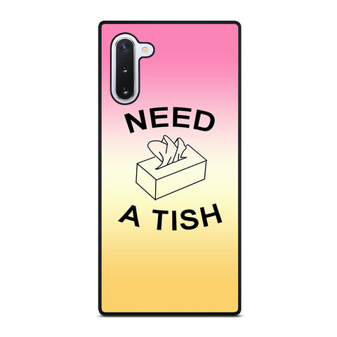 DOLAN TWINS NEED A TISH 3 Samsung Galaxy Note 10 Case Cover