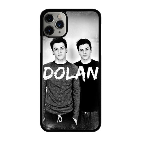 DOLAN TWINS 99 iPhone 11 Pro Max Case Cover
