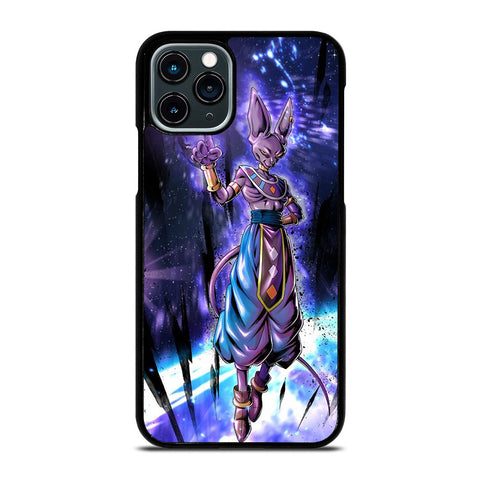DRAGON BALL BEERUS 1 iPhone 11 Pro Case Cover